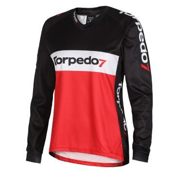 Torpedo7 Women's MTB Long Sleeve Jersey