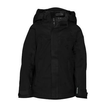 Torpedo7 Kid's Isobar Jacket - Black