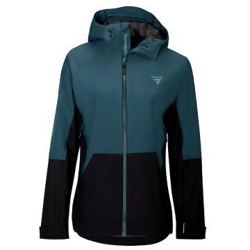 Torpedo7 Women's Altitude Rain Jacket  - Majolica Blue