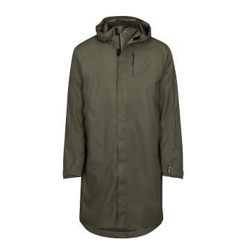 Torpedo7 Men's Scenic Rain Jacket - Leaf
