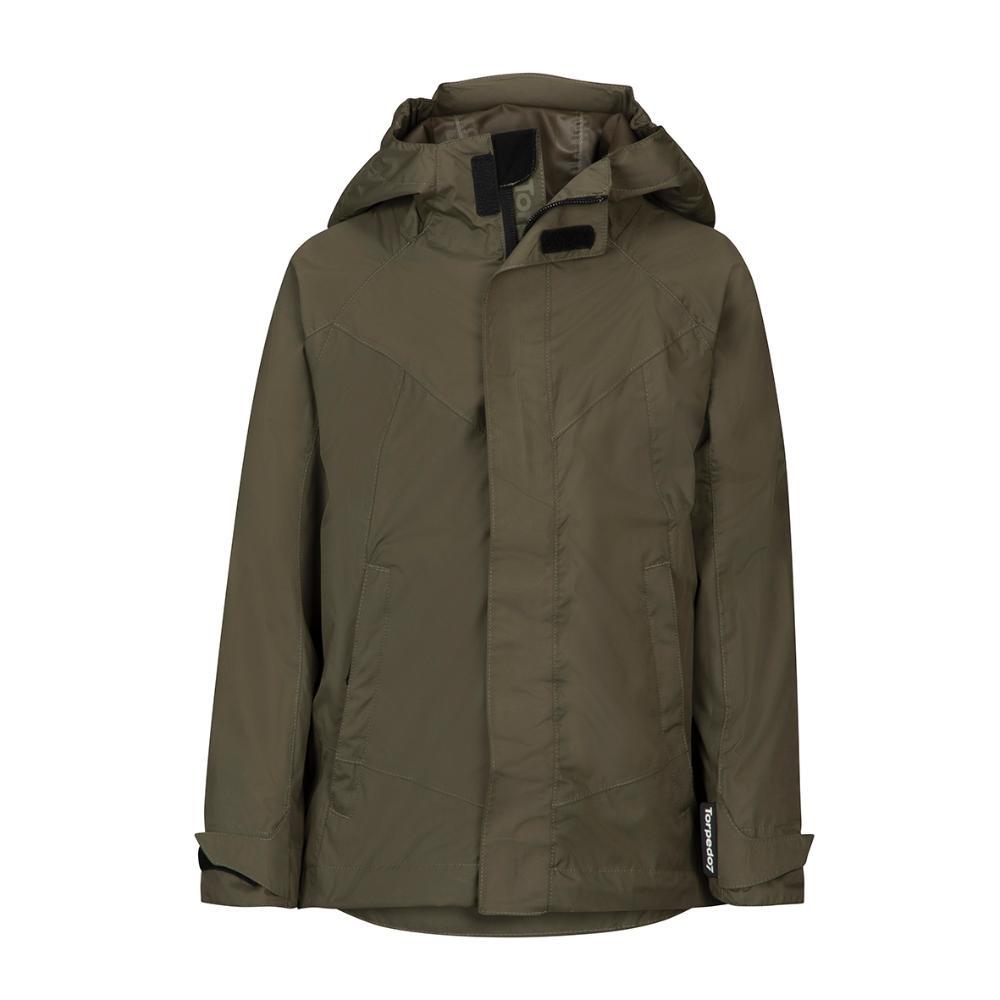 Youth Isobar Rain Jacket