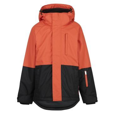 Torpedo7 Boys' Boost Snow Jacket - Orange
