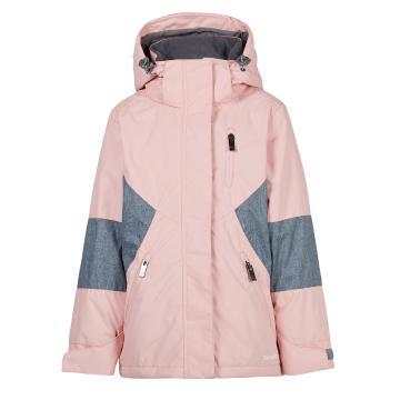 Torpedo7 Youth Girls' Snow Drift Jacket - Pink