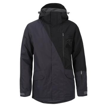Torpedo7 Men's Split Snow Jacket - Indigo/Black