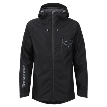 Torpedo7 Men's Fly Snow Jacket - Black