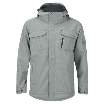 Torpedo7 Men's Drift Softshell Snow Jacket