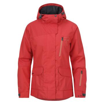 Torpedo7 Women's Split Snow Jacket - Watermelon