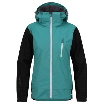 Torpedo7 Women's Fly Snow Jacket - Mint/Black