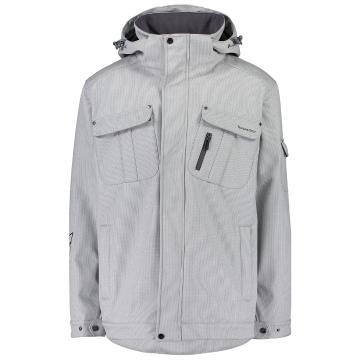 Torpedo7 2019 Men's Drift Softshell Jacket - Grey