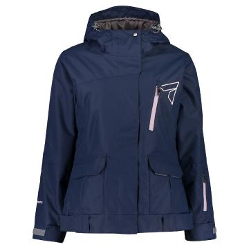 Torpedo7 Women's Split Jacket - Midnight