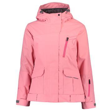 Torpedo7 Women's Split Jacket - Pink