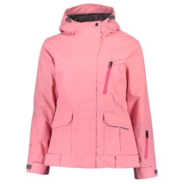 Torpedo7 Women's Split Jacket - Pink