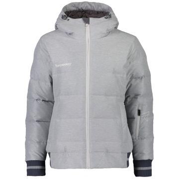 Torpedo7 2019 Women's Cruise Puffer Jacket - Grey