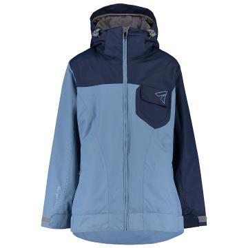 Torpedo7 2019 Youth Girl's Flux Jacket - Denim/Midnight