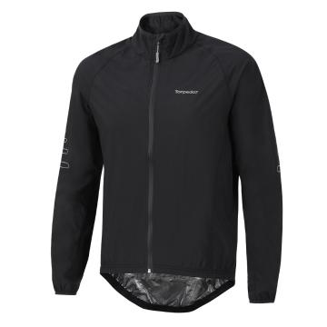 Torpedo7 Men's Vertex Cycle Jacket - Black