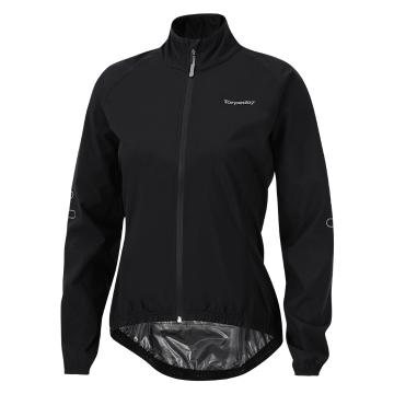 Torpedo7 Women's Vertex Cycle Jacket - Black