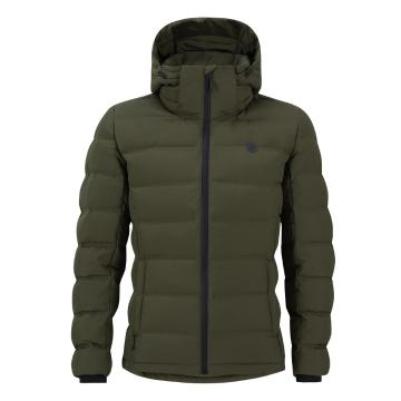 Torpedo7 Men's Arc Down Jacket - Olive