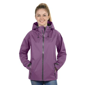 Torpedo7 Youth Prima 10K Rain Jacket - Lilac
