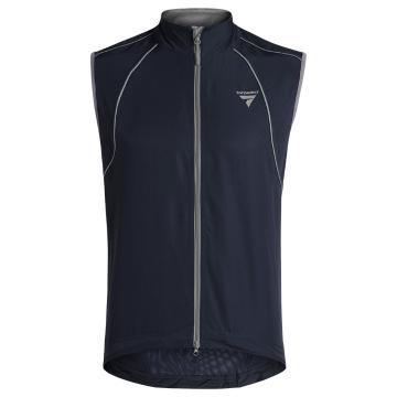 Torpedo7 Men's Flare Vest - Indigo/Grey