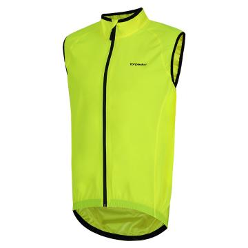 Torpedo7 Men's Zenith Vest - Fluro yellow