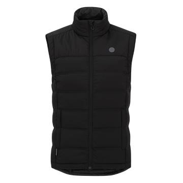 Torpedo7 Men's Onyx Down Vest - Black