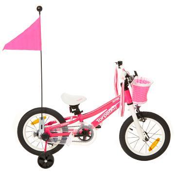 """Torpedo7 Spin 14"""" Bike - Pink"""