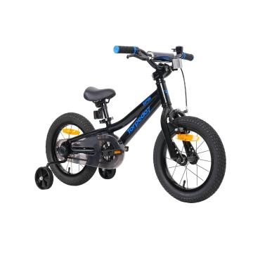 "Torpedo7 Spin 14"" Bike  - Black/Blue"