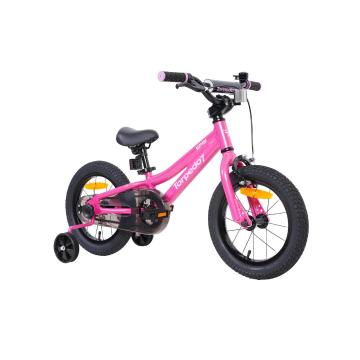 "Torpedo7 Spin 14"" Bike - Pink/Light Pink"