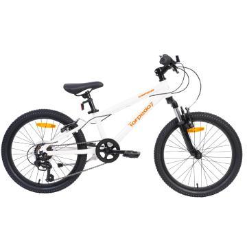 """Torpedo7 Viper 20"""" Bike - White/Orange"""
