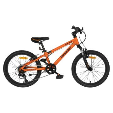 "Torpedo7 Viper V2 Bike 20"" Bike - Burnt Orange"