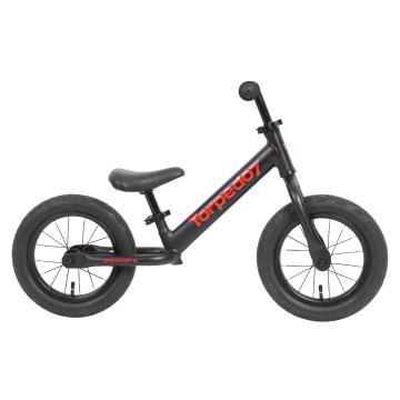 Torpedo7 Speedster SL Balance Bike - Black/Red