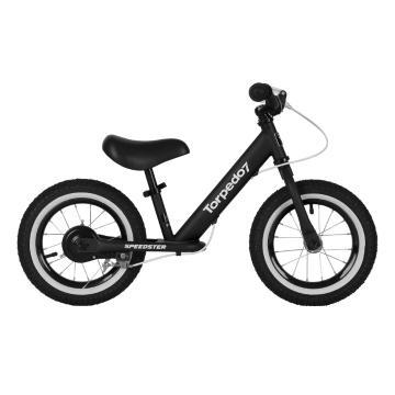 Torpedo7 Speedster Balance Bike - Midnight Black