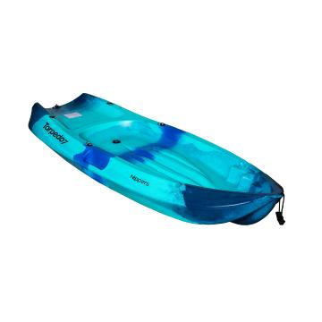 Torpedo7 2021 Nippers Kids Kayak & Paddle 1.83m - Marine