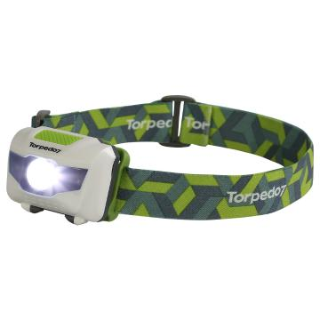 Torpedo7 Illumino Headlamp - 52 Lumens