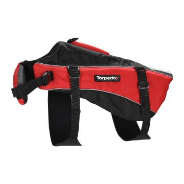 Torpedo7 Dog Flotation Device - Red