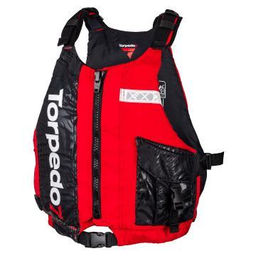 Torpedo7 Voyager Paddle Vest - Adult - Red/Black