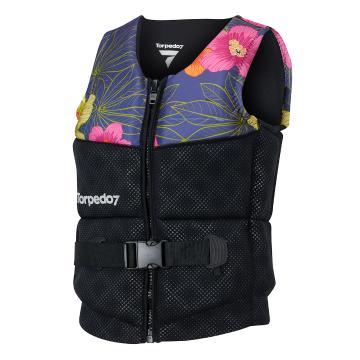 Torpedo7 Women's Neo II Wake Vest - Floral