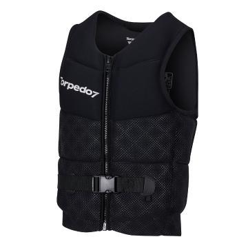 Torpedo7 Adult Neo II Wake Vest - Black