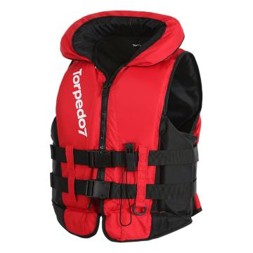 Torpedo7 Adult Gulf II Inshore Life Jacket - Red