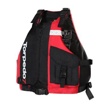 Torpedo7 Kids Voyager Paddle Vest - Red