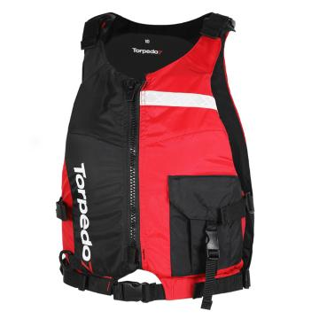 Torpedo7 Women's Voyager Paddle Vest - Red