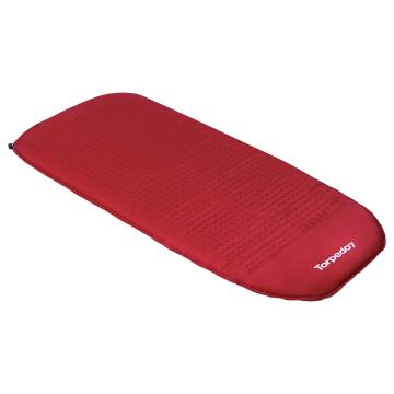 Torpedo7 Aircore 3 Short Self Inflating Sleeping Mat - Bright Red