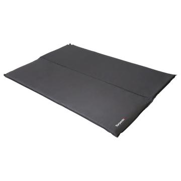 Torpedo7 Ultra 5 Self-Inflating Double Camping Mat - Dark Grey