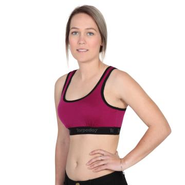 Torpedo7 Women's Merino Minx Crop Top