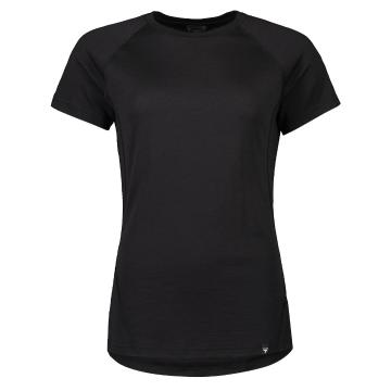 Torpedo7 Women's Summit Short Sleeve Tee - Black