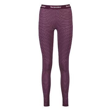 Torpedo7 Women's Summit Long John V3 - Plum