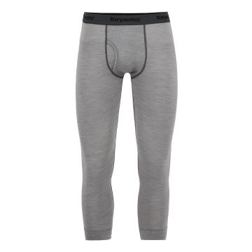 Torpedo7 Men's Alta Ski 3/4 Leggings V3 - Grey Marle