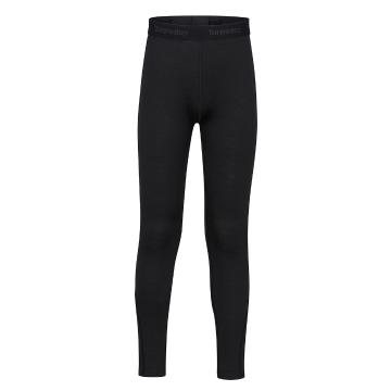Torpedo7 Youth Merino Summit Long John - V3 - Black