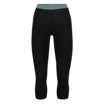 Torpedo7 Women's Alta Ski 3/4 Leggings V3 - Black