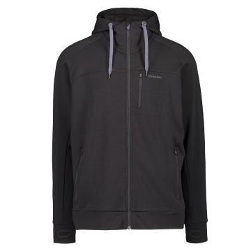 Torpedo7 Men's Hatton Hooded Jacket V2 - Black
